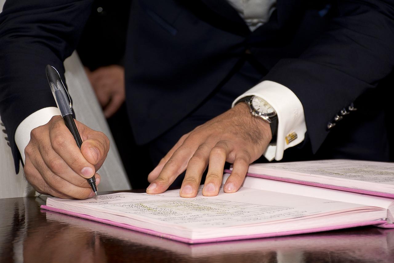 Bien choisir un contrat de mariage